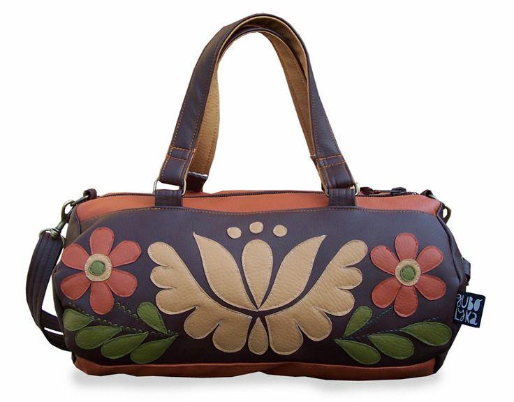 i love autumn ethnic bag