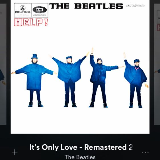 Can't sleep!  So it's a #Beatles playlist at...what time do you call this?!!