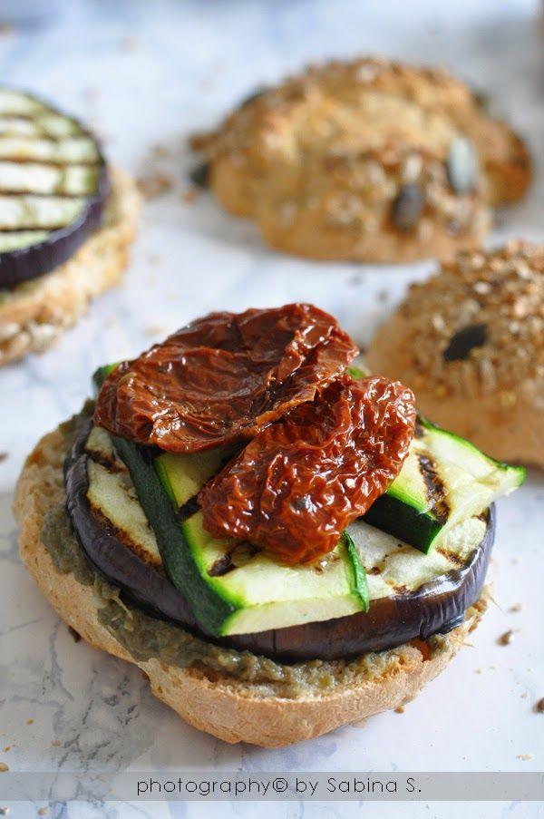 Top Oltre 25 fantastiche idee su Panini vegani su Pinterest | Ricette  WG24