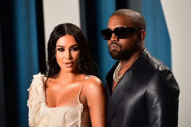 Kanye West Says He Has Been Trying To Divorse Kim Since She Met With Meek Mill In 2020 Kim And Kanye Kanye West Kim Kardashian And Kanye
