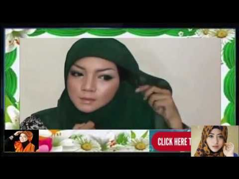 Tutorial Hijab-Pashmina Terbaru Natasha Farani - Cara Berhijab Wanita Muslimah Trend Masa Kini