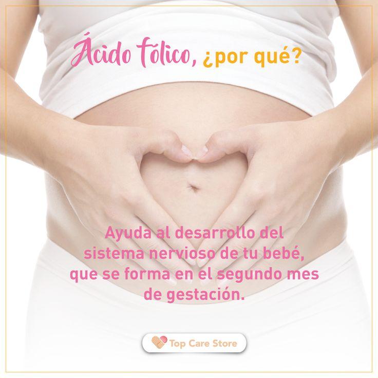 Una de las mayores ventajas de planear tu embarazo es que puedes brindarle a tu bebé las mejores vitaminas prenatales y contribuir en su desarrollo activamente.