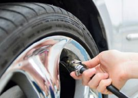 Correct tire pressure matters! It helps your tires last longer and improves your gas mileage. Learn how more about tire pressure at Pep Boys.