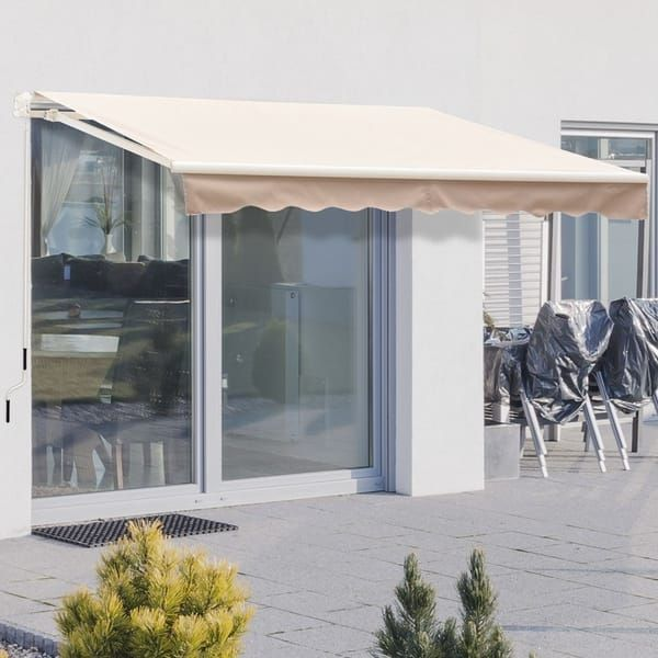 Overstock Com Online Shopping Bedding Furniture Electronics Jewelry Clothing More In 2020 Patio Awning Retractable Awning Fabric Awning