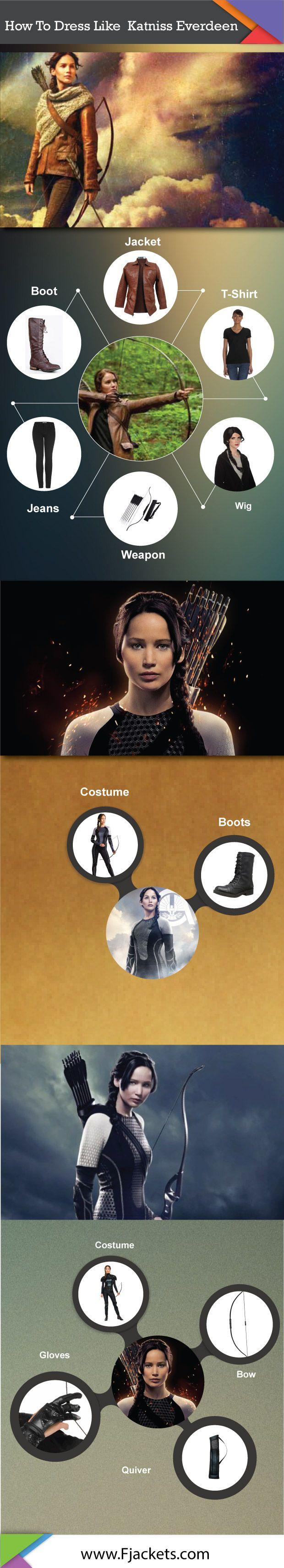 Katniss Everdeen Halloween Costumes