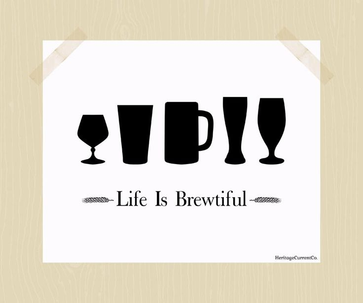 Quotes About Life And Beer. QuotesGram