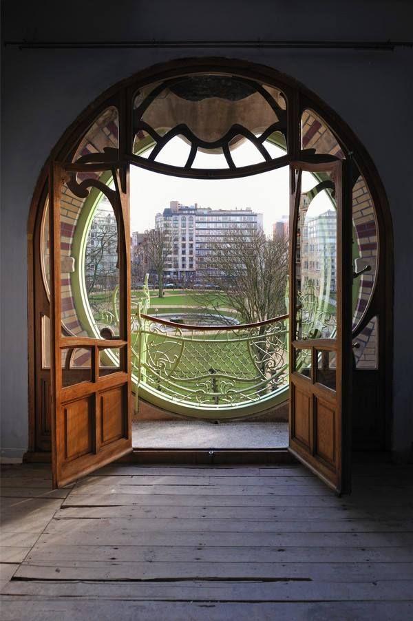 Дом La Maison Saint Cyr. Бельгия