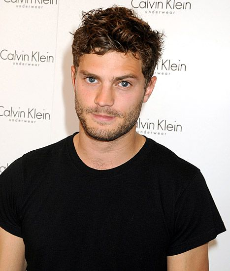 Jamie Dornan as Christian Grey in Fifty Shades: E.L. James Tweets News - Us Weekly