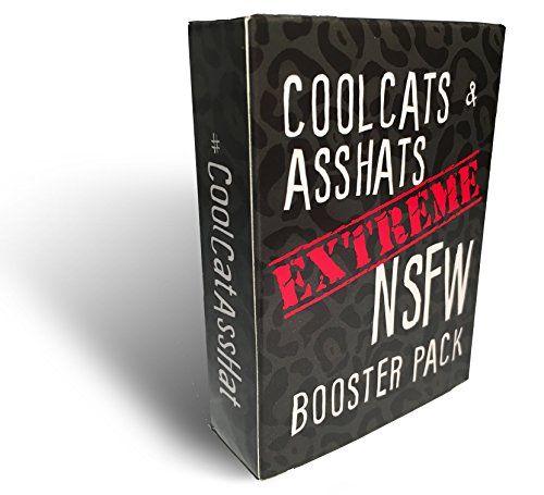 CoolCats & AssHats NSFW Booster Pack