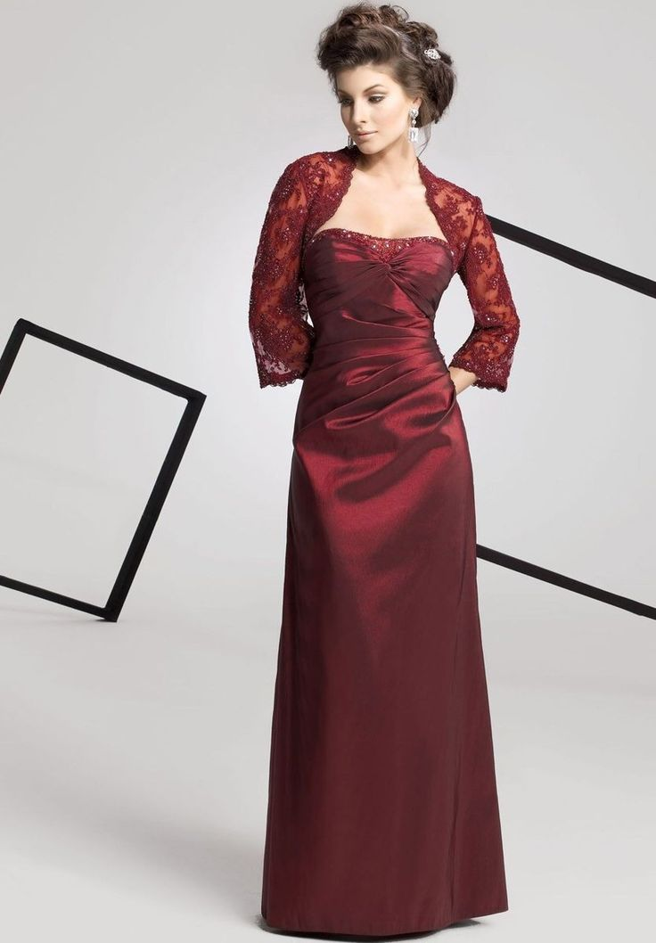 Mother of groom dresses 2013 line long mother of the for Dresses for mother of the bride winter wedding