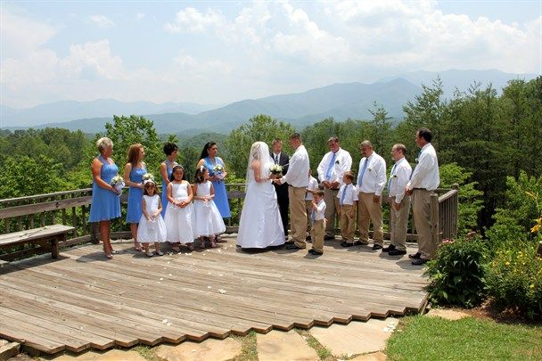 17 best images about smoky mountain weddings on pinterest for Best destination wedding venues