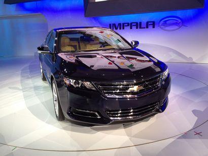 2014 Impala 2014 Impala Black Front – TopIsMag