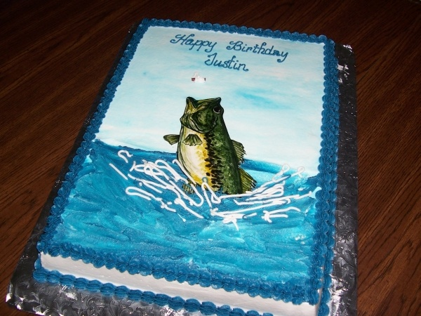 Fam S Cake Art Facebook : 354 Best images about Decorated Sheet Cakes on Pinterest ...