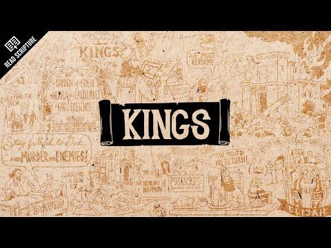 The Bible Project - Great animated video explaining the book of Kings.