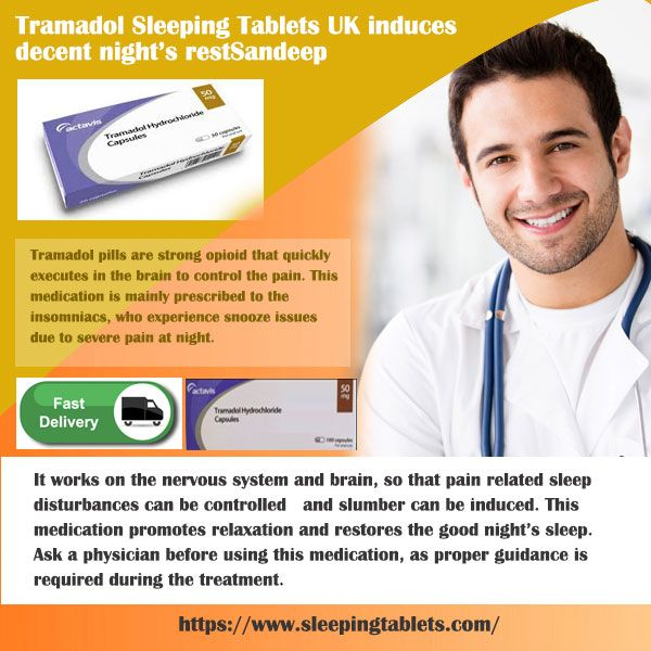tramadol for sleeping at night