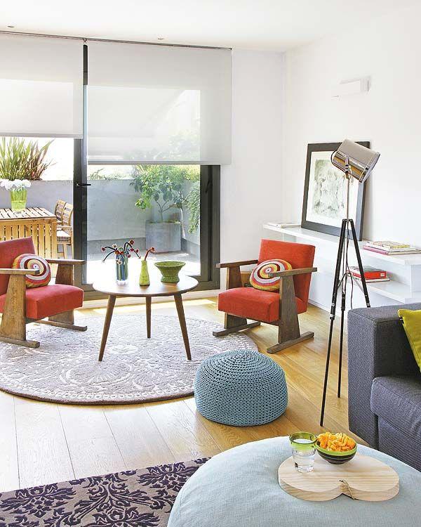 【小分けで使う】色々なスペースの作り込まれた屋外エリア付きリビング・ダイニング・キッチン   住宅デザイン
