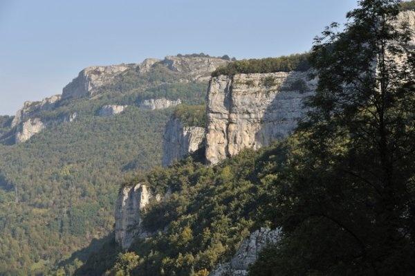 Roche, Mouthier-Haute-Pierre © JF Lamy/OT Pays d'Ornans