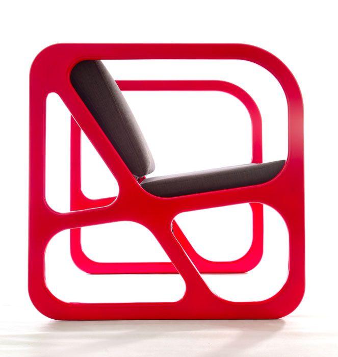 Cool cnc chair
