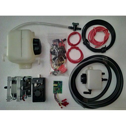 HHO Dry Cell Kit for Car For Petrol Cars