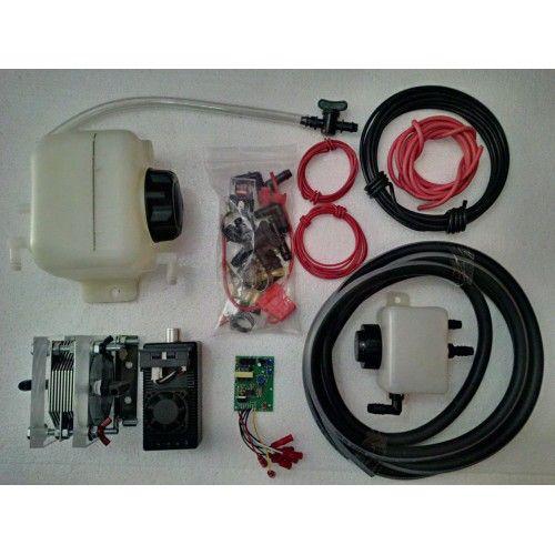 HHO Dry Cell Kit for Car For Petrol Cars
