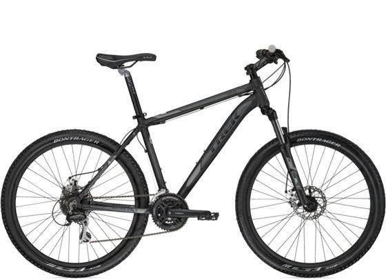 A new mountain bike