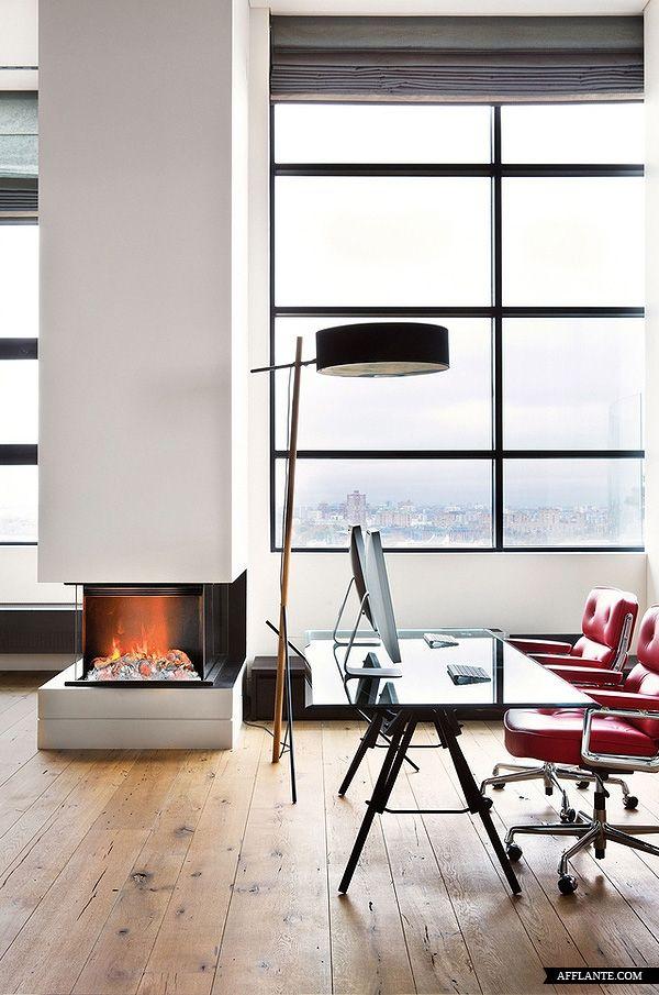 Moscow Penthouse // Tsimailo Lyashenko & Partners Architectural Bureau
