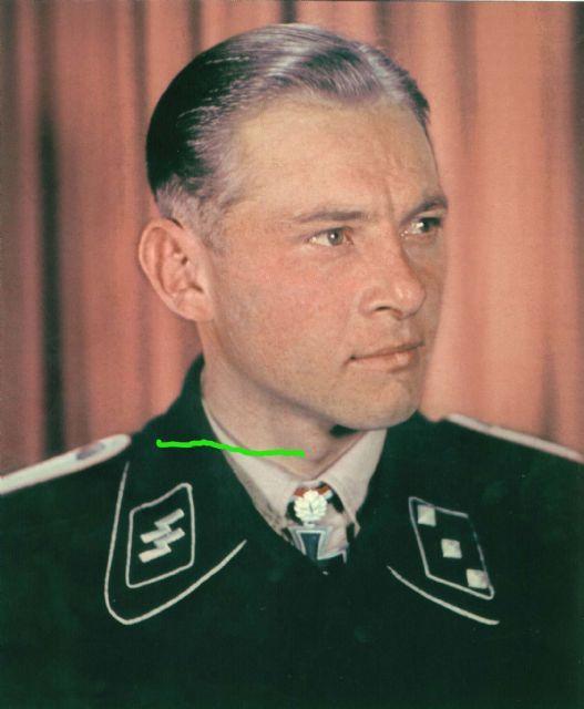 SS-Untersturmführer Michael Wittmann