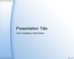 This free Windows Live PowerPoint template background is a free PPT template with a Windows Live background style