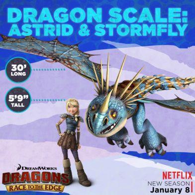 how to train your dragon season 7