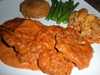 Paprika schnitzel was always my order of choice in German and Austrian restaurants. This looks like a great recipe.