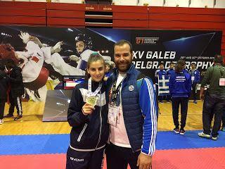 Α.Σ. ΔΙΑΣ ΛΑΡΙΣΑΣ 28 ΧΡΟΝΙΑ ΠΡΩΤΟΠΟΡΙΑΣ ΚΑΙ ΕΞΕΙΔΙΚΕΥΣΗΣ: Serbia Open 2016 G-1