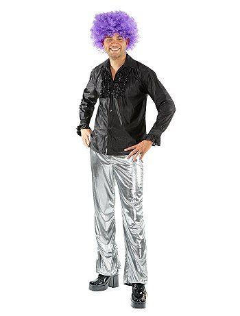 Pantaloni disco music brillanti Uomo a 18,00€ - Scopri le nostre collezioni moda a piccoli prezzi nel reparto Discoteca
