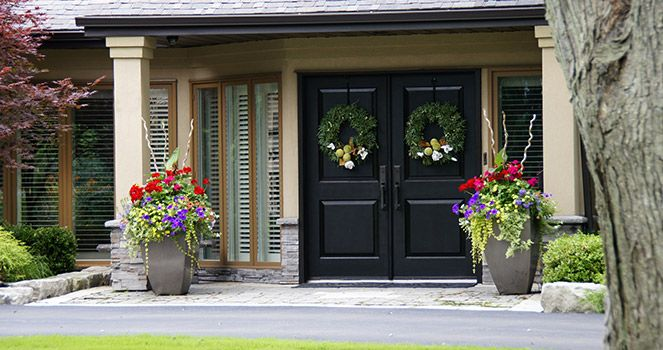 The blog post discusses four common reasons for a #door-installation job going wrong.
