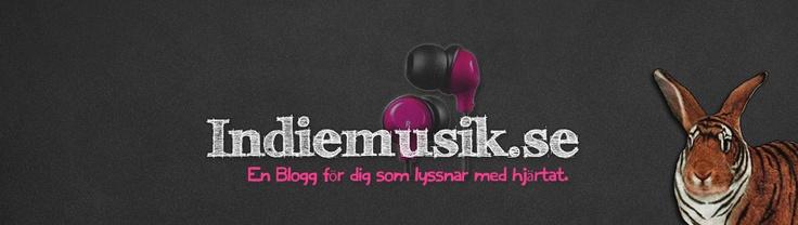 Indiemusik.se... En sajt för dig som älskar musik