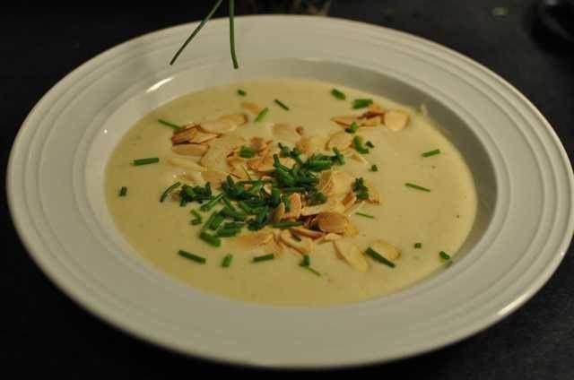 Enkel, nyttig och len soppa som mättar väl
