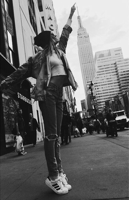 #CandiceSwanepoel #BlackAndWhite #OffDuty