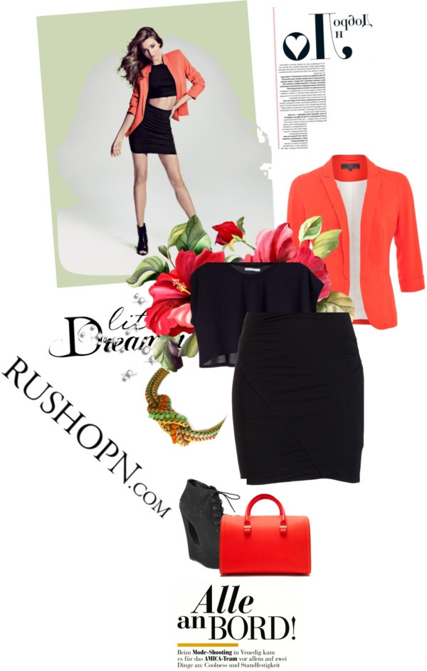 """New fashion icon"" by eva-depp on Polyvore"