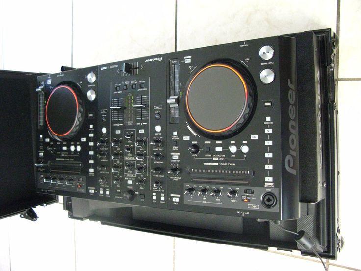 Pioneer DDJ-S1 DJ Controller W/Case