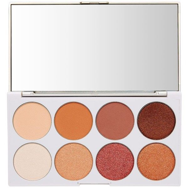 SHADES OF SUMMER EYESHADOW PALETTE ($16) ❤ liked on Polyvore featuring beauty products, makeup, eye makeup, eyeshadow and palette eyeshadow