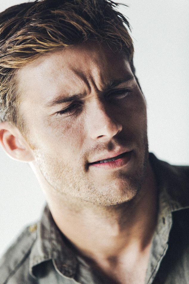Scott Eastwood ''Lucky'' He Had Chemistry With Co-Star Britt Robertson, Says He Was ''Pretty Comfortable'' With Sex Scenes  Scott Eastwood, Nylon Magazine