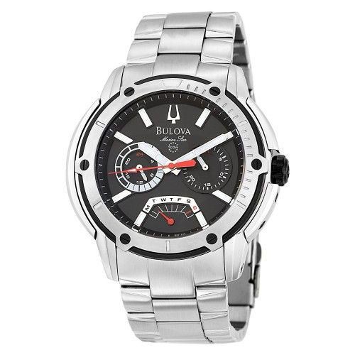 Check out this super cool Bulova Marine Star Watch For Men 98C105 - http://coolpile.com/gear-magazine/bulova-marine-star-watch-for-men-98c105/