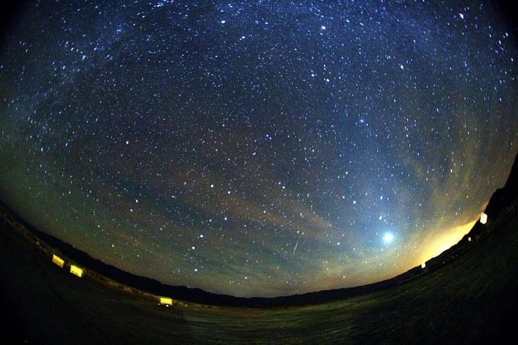 A schedule of meteor showers for 2013!