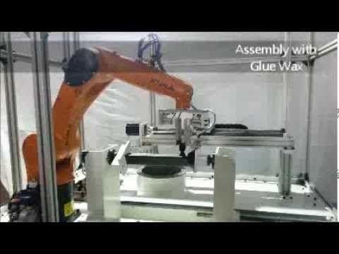 Wax Pattern Assembly Automation