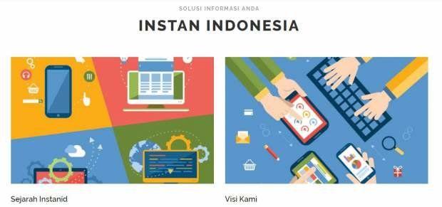 INSTANID Aplikasi untuk Permudah Skripsi Karya Mahasiswa Indonesia