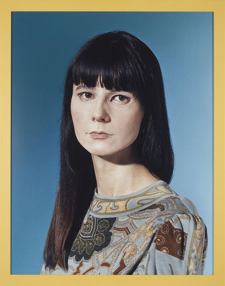 Image result for gillian wearing self portrait