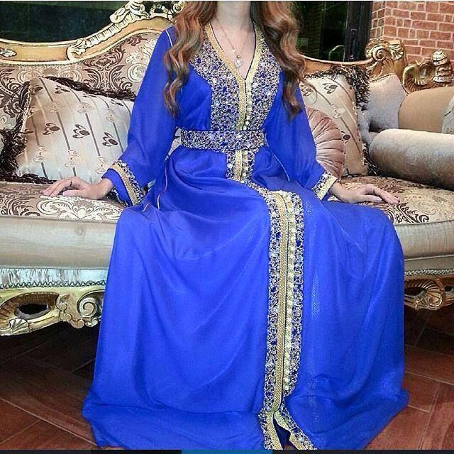 قفطان مغربي Caftan Marocain 2021 صور القفطان المغربي الاصيل Alboum De Caftan Marocain Long Sleeve Dress Caftan Simple Formal Dresses Long