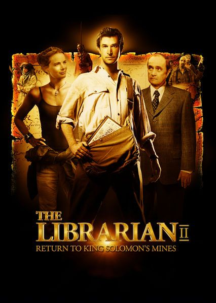 The Librarian: Return to King Solomon's Mines -