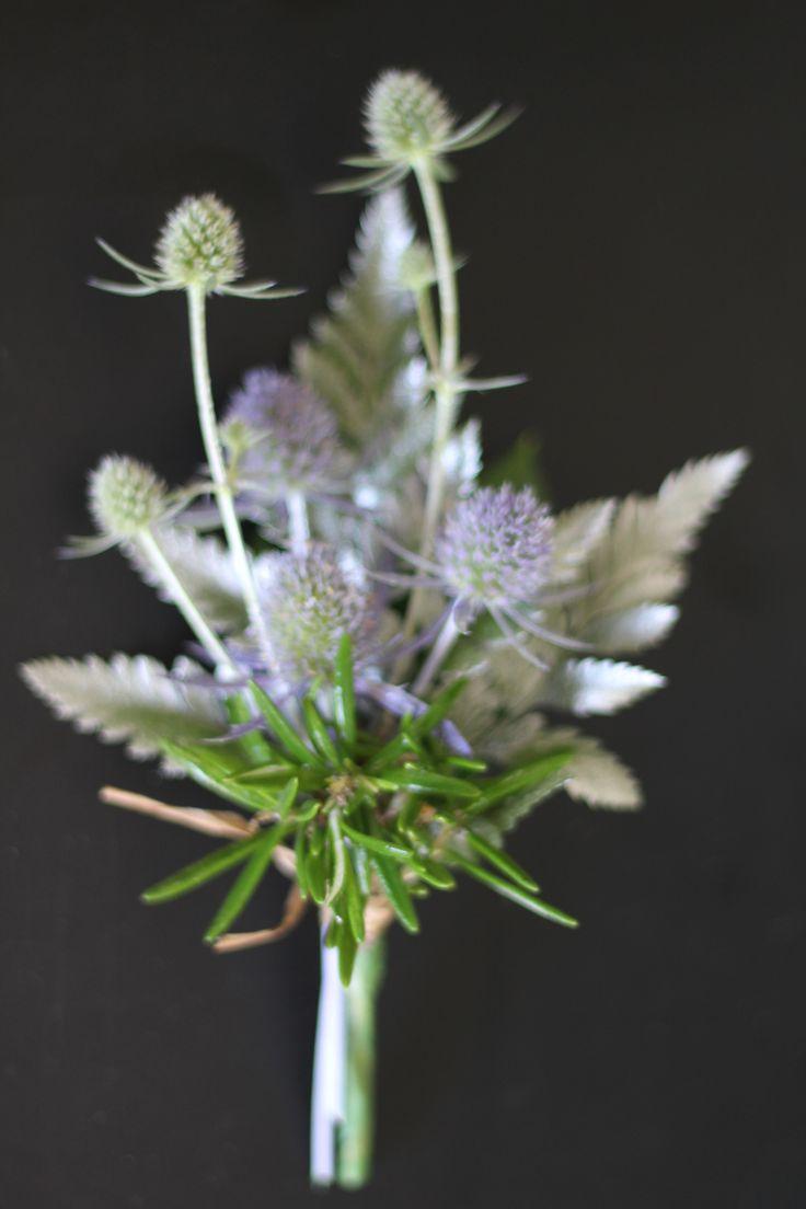 silver fern button http://www.wanakaweddingflowers.co.nz/gallery.php