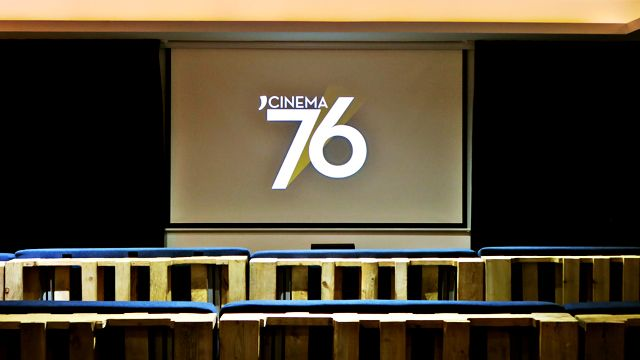 This new cinema is perfect for Pinoy indie movie fans