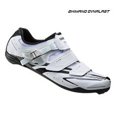 Shimano Spin shoes.  Remember SPD clips!
